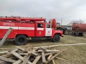 В текущем году в городе Назарово произошло уже 46 пожаров