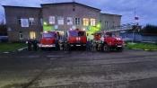 Назаровские пожарные почтили память погибшего главы МЧС России