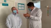 Модернизация медучреждений и кадровый голод. Министр здравоохранения края совершил рабочую поездку в город Назарово