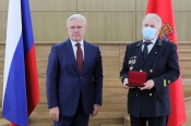 Сотрудники красноярских предприятий СУЭК получили государственные награды