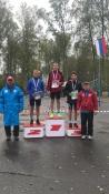 Назаровские биатлонисты показали достойные результаты на первенстве края по биатлону