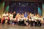 В Назарове более 100 детей получили подарки от СУЭК