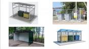 Аукционы по выбору подрядчиков, которые обустроят новые контейнерные площадки, состоялись