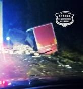 На трассе между Назарово и Ачинском произошло ДТП с участием пяти автомобилей