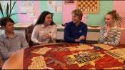 Интерес к настольным играм возрождают в школе №4